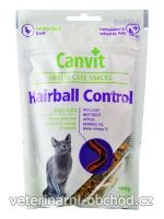 Pamlsky - Canvit Snacks CAT Hairball Control