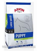 Psi - krmivo - Arion Dog Original Puppy Large Chicken Rice