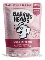 Psi - krmivo - BARKING HEADS Golden Years NEW