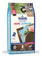 Psi - krmivo - Bosch Dog Junior Mini