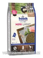 Psi - krmivo - Bosch Dog Light Mini