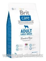 Psi - krmivo - Brit Care Dog Adult Large Breed Lamb & Rice