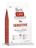 Psi - krmivo - Brit Care Dog Sensitive Venison & Potato