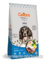 Psi - krmivo - Calibra Dog Premium Line Adult