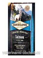 Psi - krmivo - Carnilove Dog Salmon for Adult