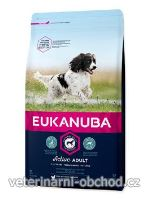 Psi - krmivo - Eukanuba Dog Adult Medium