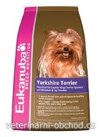 Psi - krmivo - Eukanuba Dog Breed N. Yorkshire Terrier