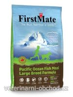 Psi - krmivo - First Mate Dog Pacific Ocean Fish Large