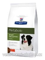 Psi - krmivo - Hills - Hill's Canine Dry Adult PD Metabolic