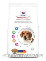 Psi - krmivo - Hills - Hill's Canine VetEssentials Dry Mature Adult