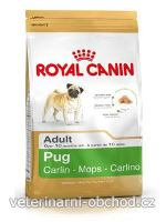 Psi - krmivo - Royal Canin Breed Mops