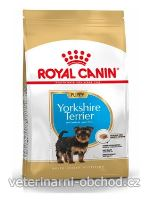 Psi - krmivo - Royal Canin Breed Yorkshire Puppy/Junior