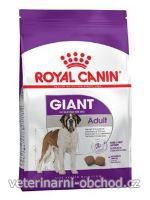 Psi - krmivo - Royal Canin Giant Adult