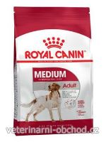 Psi - krmivo - Royal Canin Medium Adult