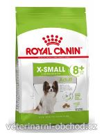 Psi - krmivo - Royal Canin  X-Small Adult 8+