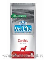 Psi - krmivo - Vet Life Natural DOG Cardiac